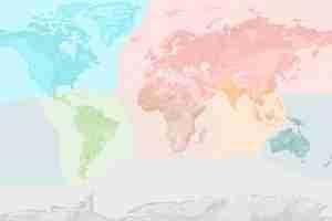 Por regiones