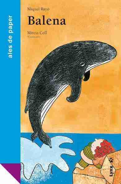 Balena book cover image