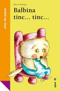 Balbina tinc...tinc... book cover image