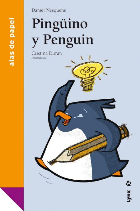 Pingüino y Penguin book cover image