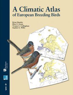 A Climatic Atlas of European Breeding Birds book cover image