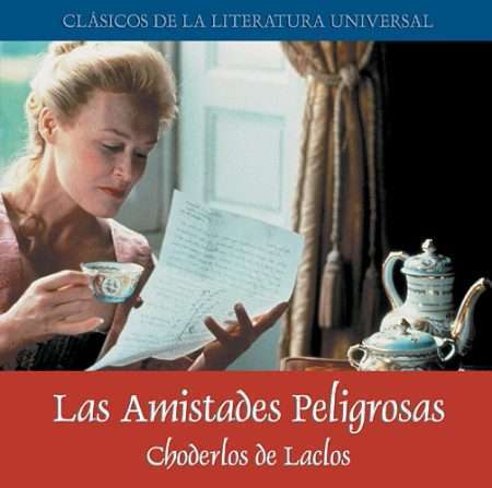 Las Amistades Peligrosas - MP3 book cover image