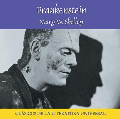 Frankenstein - MP3 book cover image