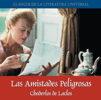 Las Amistades Peligrosas - CD-audio book cover image