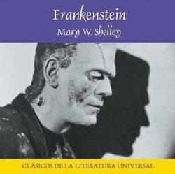 Frankenstein - CD-audio book cover image