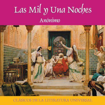 Las Mil y una Noches - CD-audio book cover image