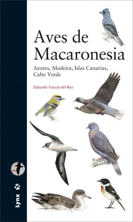 Aves de Macaronesia book cover image