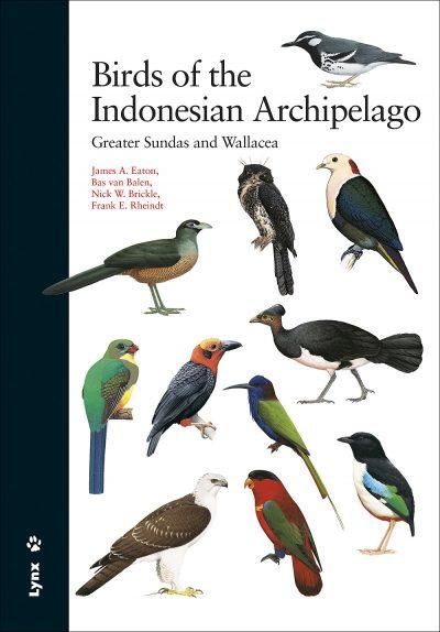 Birds of the Indonesian Archipelago book cover image