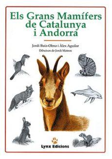 Els Grans Mamífers de Catalunya i Andorra book cover image
