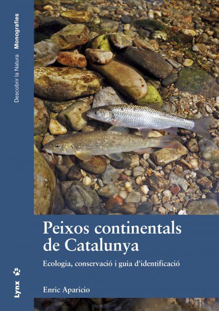 Peixos continentals de Catalunya book cover image