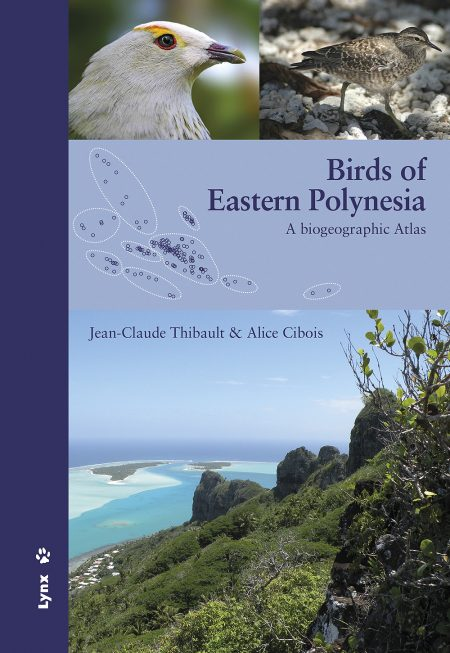 Birds of Eastern Polynesia book cover image