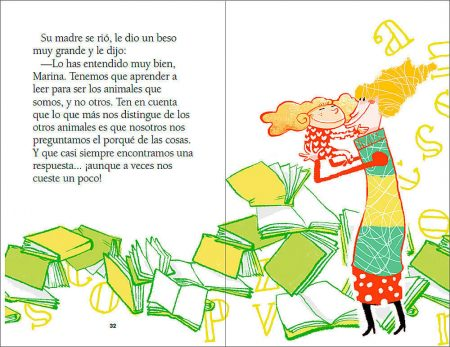Marina Porqués sample page