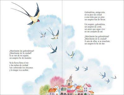 Versos con alas sample page